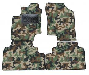 Maskačové textilné koberce pre Hyundai ix20  2009-up