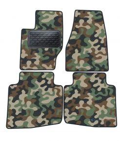 Maskačové textilné koberce pre Jeep Grand Cherokee 2005-2010  4ks