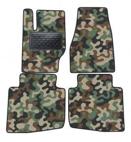 Maskačové textilné koberce pre Jeep Comander 2006-2010