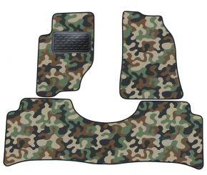 Maskačové textilné koberce pre Kia Sorento 2002-2009  4ks