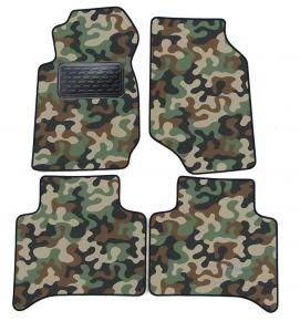 Maskačové textilné koberce pre Kia Sportage 1994-2004  4ks