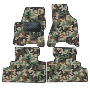 Maskačové textilné koberce pre Kia Sportage 2004- 2010  4ks