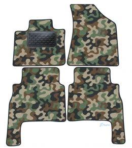 Maskačové textilné koberce pre Kia Sorento 2009-2012