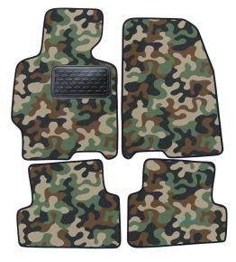Maskačové textilné koberce pre Mazda Xedos 6 1992-1999 4ks