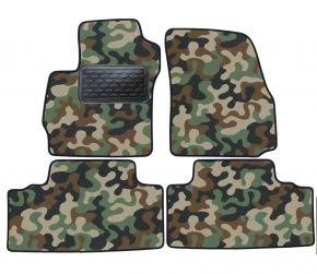 Maskačové textilné koberce pre Mazda 5  2005-2010