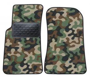 Maskačové textilné koberce pre Mazda Miata MX5  1991-2005  2ks