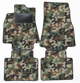 Maskačové textilné koberce pre Mercedes B class W245  2005-2011