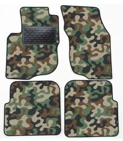 Maskačové textilné koberce pre Mitsubishi Carizma 1995-2004 4ks