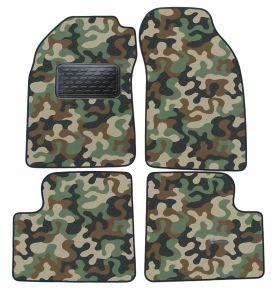 Maskačové textilné koberce pre Nissan Micra K11  1992-2002 4ks