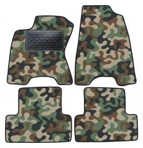 Maskačové textilné koberce pre Nissan X-trail  T31 2007-2011