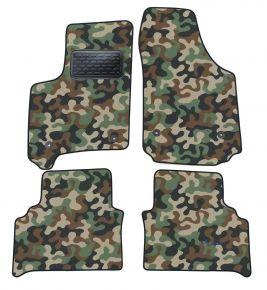 Maskačové textilné koberce pre Opel Meriva A 2003-2011 4ks