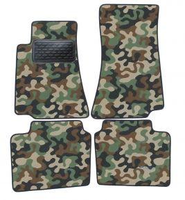 Maskačové textilné koberce pre Opel Omega B 1994-1999 4ks