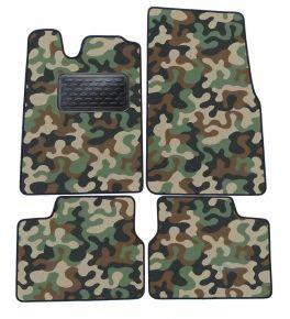 Maskačové textilné koberce pre Opel Vectra A 1988-1995 4ks
