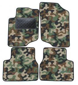 Maskačové textilné koberce pre Peugeot 207 2006-up /208  2012-up