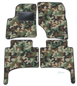 Maskačové textilné koberce pre Porsche Cayene/ VW Touareg 2002-2010