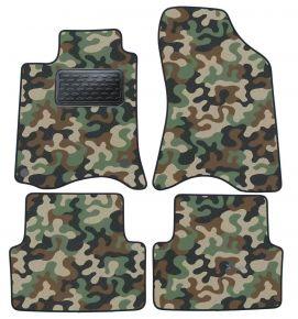 Maskačové textilné koberce pre Renault Laguna B 2001-2007