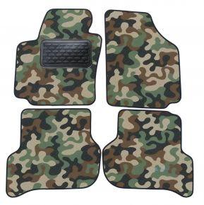 Maskačové textilné koberce pre Seat Altea 2004-up 4ks