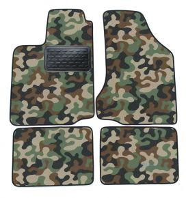 Maskačové textilné koberce pre Seat Cordoba 1999-2003 4ks