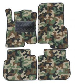 Maskačové textilné koberce pre Skoda Smart ForFour 2004-2006