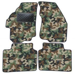 Maskačové textilné koberce pre Suzuki Liana 2001-2007 4ks