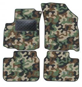 Maskačové textilné koberce pre Suzuki SX4  2005-2011  4ks