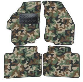 Maskačové textilné koberce pre Suzuki Liana 2007-up 4ks