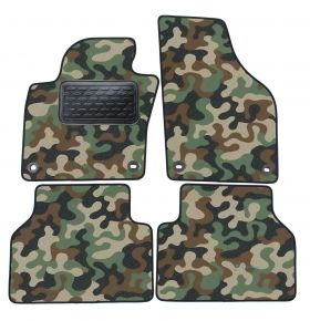 Maskačové textilné koberce pre Volkswagen Passat B6/B7  Passat CC