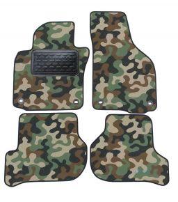 Maskačové textilné koberce pre Volkswagen Jetta 2005-2011 4ks