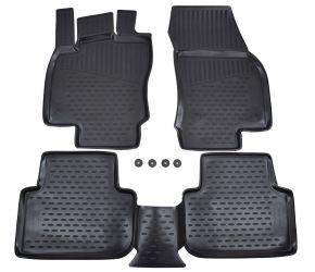 Gumené rohože  SEAT Ateca 2016-up  SUV  4 ks