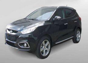 Bočné nášlapy pre Hyundai Ix35 2010-2015