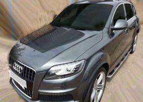 Bočné nášlapy pre Audi Q7 2006-2014