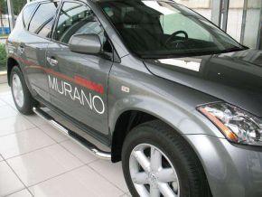 Bočné nerezové rámy pre Nissan Murano