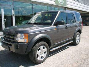 Bočné nerezové rámy pre Land Rover Discovery 3/4