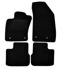 Autokoberce velúrové pre Fiat Tipo (hatchback,wagon), 2015-