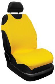 Autotričká , žltá farba, predné 2ks