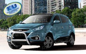 Predné rámy pre Steeler Hyundai ix35 2010-2013-2015 Typ A