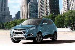 Predné rámy pre Steeler Hyundai ix35 2010-2013-2015 Typ G