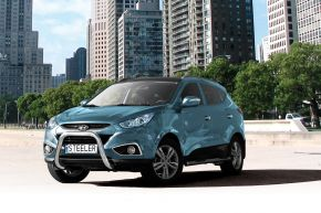 Predné rámy pre Steeler Hyundai ix35 2010-2013-2015 Typ U