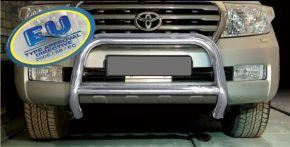 Predné rámy pre Steeler Toyota Land Cruiser 200 2008- Typ U