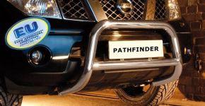 Predné rámy pre Steeler Nissan Pathfinder 2005-2010 Typ U