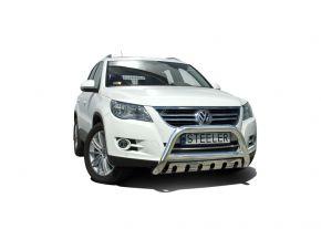 Predné rámy pre Steeler Volkswagen Tiguan 2010- Typ S