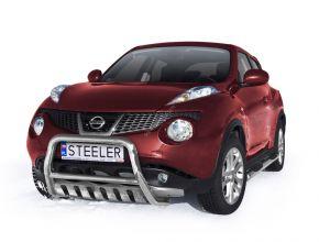 Predné rámy pre Steeler Nissan Juke 2010- up Typ S