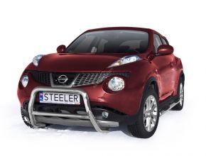 Predné rámy pre Steeler Nissan Juke 2010- up Typ A