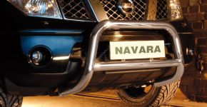 Predné rámy pre Steeler Nissan Navara 2005-2010 Typ A