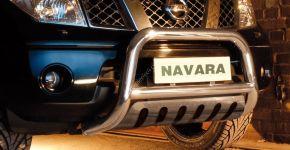 Predné rámy pre Steeler Nissan Navara 2010-2015 S Typ