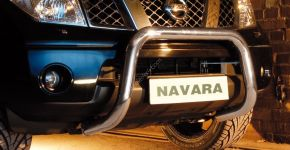 Predné rámy pre Steeler Nissan Navara 2010-2015 Typ U