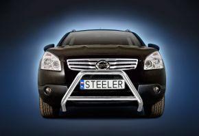Predné rámy pre Steeler Nissan Qashqai 2007-2010 Typ A