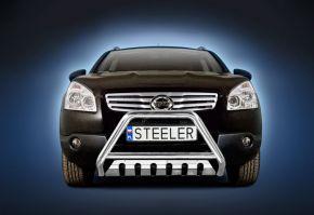 Predné rámy pre Steeler Nissan Qashqai 2007-2010 Typ S