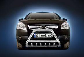 Predné rámy pre Steeler Nissan Qashqai 2007-2010 Typ G