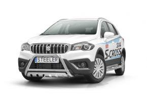 Predné rámy pre Steeler SUZUKI SX4 S-CROSS 2016- Typ S